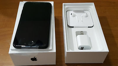 Apple iPhone 7 - 32GB - Black Sprint MNAY2LL/A