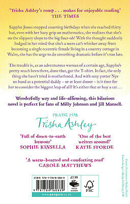 A Leap of Faith by Trisha Ashley New Paperback Book 1784160865