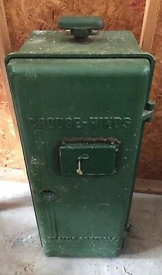 Nice Vintage Crouse Hinds Traffic Light Control Box
