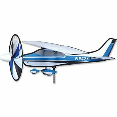 Peashooter Replica Airplane With Pole /& Mount Staked Wind Spinner..29..PR 26317