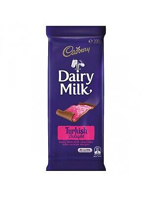 Cadbury Turkish Delite Chocolate 200gm x 15