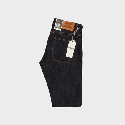 Livid Jeans Jone 13oz Dry Japan Selvedge Denim - Slim Taper - 'Ready to Wear'