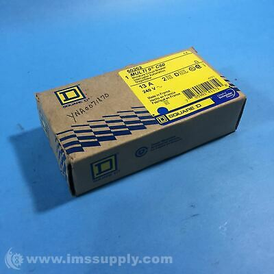 Square D 60262 Miniature Circuit Breaker FNOB