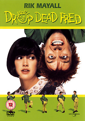 Drop Dead Fred (DVD)- Widescreen-  USA Import for USA Players- Free Shipping