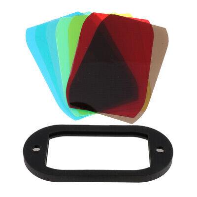 Lovoski Color Correction Lighting Gel Filter for Flash Speedlight Speedlite