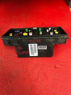 2011 DODGE 1500 2500 TOTALLY INTEGRATED POWER MODULE TIPM 04692319AH # 3042