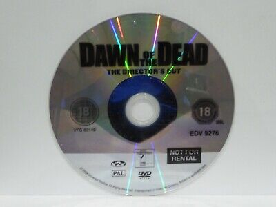 Dawn Of The Dead (DVD, 2004, Director's Cut) DISC ONLY