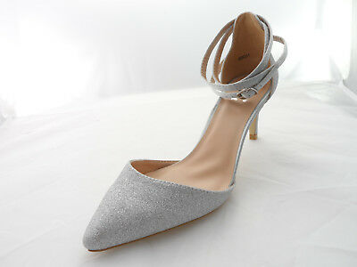 35f4c71b73 JOURNEE COLLECTION WOMEN'S 'Luela' Glitter Pointed Toe D'orsay Pumps ...