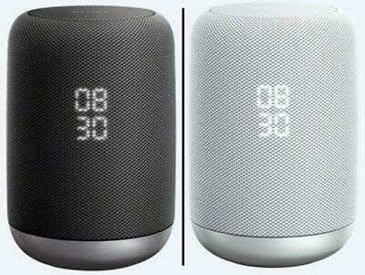 NEW Sony LF-S50G Google Assisant Built-in Wireless Speaker Black / White LFS50G
