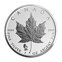 Lot of 25 x 1 oz 2019 Canadian Maple Leaf Phonograph Privy Reverse Proof Silver