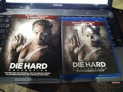 Die Hard: 5-Movie Collection [Blu-ray] Boxed Set