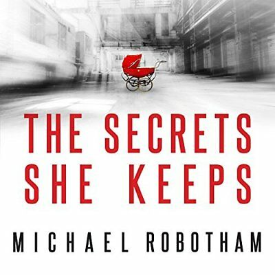 The Secrets She Keeps By: Michael Robotham - Audiobook
