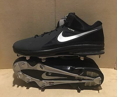 watch f60e9 488ea New Nike Air Max Flywire Elite 3 4 Metal Baseball Cleats  524957 Size 14