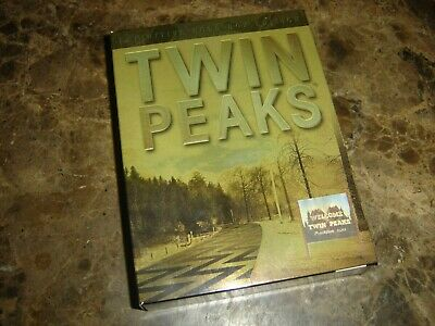 Twin Peaks - The Definitive Gold Box Edition (DVD, 2007, Collectors Edition...