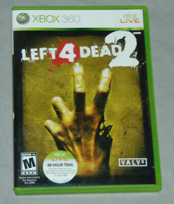 LEFT 4 DEAD zombies videogame wood sign mancave games room xbox one