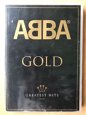 Abba - Gold Greatest Hits - Dvd Vgc All Regions