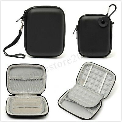 1pc Portable Hard Carrying Case Bag For 2.5'' WD Seagate External HDD Hard