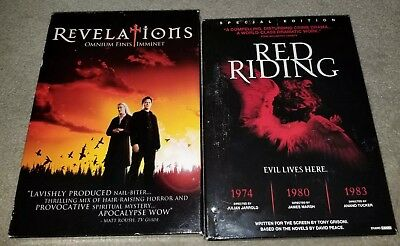 Revelations - Omnium Finis Imminet DVD Set & Red Riding Special Edition DVD Set