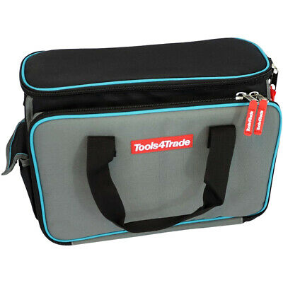 Tools4trade T4T2630 Technicians Electricians Tool Storage Laptop Carry Case Bag
