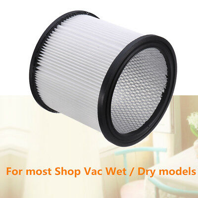 Vacuum Cleaner Wet/Dry Cartridge Filter Replacement For Shop-vac ShopVac