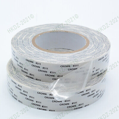 50m/Roll Double Sided Super Sticky Adhesive Tape For Phone Repair 0.12mm Thick