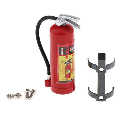 1:12 Dollhouse Miniature Fire Extinguisher Dollhouse Mini Furniture Decor HK