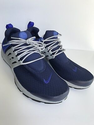 quality design 838f2 36b34 Nike Air Presto Essential Running Shoes Paramount Blue 848187-400 Men s  Size 12