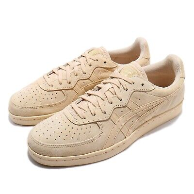 finest selection b92f9 84df6 ASICS ONITSUKA TIGER GSM Marzipan Beige Classic Mens Casual Shoes D5K1L-0505