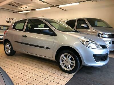 Renault Clio Extreme 1.2 16V 75Bhp Manual Petrol+12 Months Mot+1 Owner From New+