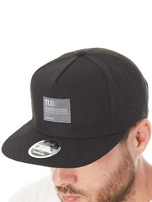20c54c3c946a5 Troy Lee Designs New Era Black Dodge N Burn Snapback Cap