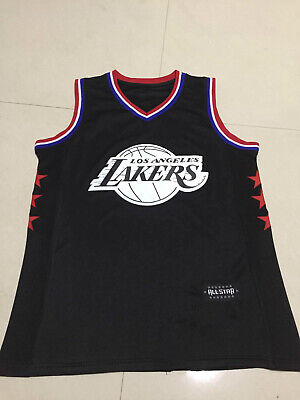 wholesale dealer 58fb8 1c2d4 LA LAKERS #23 Lebron James City edition jersey, Mel Stock ...