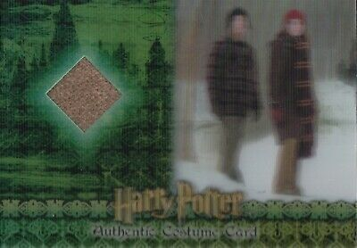World of Harry Potter 3D Emma Watson 'Hermione Granger' Wardrobe Card C8 182/400