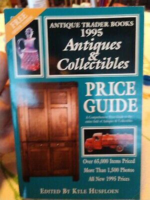 Antique Trader books - 1995 - Antiques & Collectibles