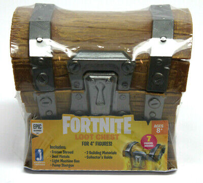 New Epic Games Fortnite Loot Chest 7 Pieces For Jazwares 4