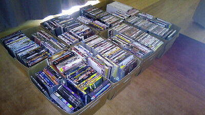 Massive Bulk lot of 800+ DVD Movies & TV Shows - All Genre's