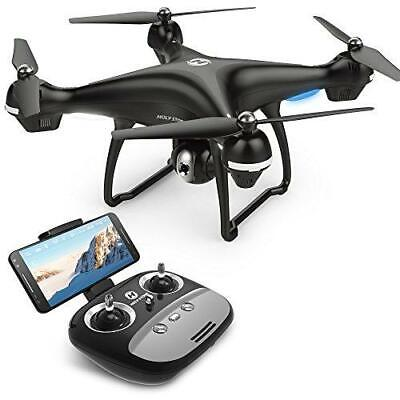 Holy Stone GPS FPV RC Drone HS100 with Camera Live Video 1080P HD and GPS Return