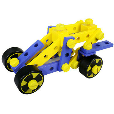163baf0b829a COSSY STEM LEARNING Toy Engineering Construction Building Blocks 208 ...