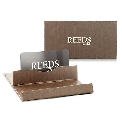 Reeds jewelers Gift Card $1000 Value, Only $850 Free Shipping!