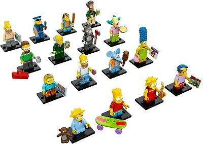 *IN HAND* Lego Simpsons Series 1 Minifigures 71005 YOU CHOOSE