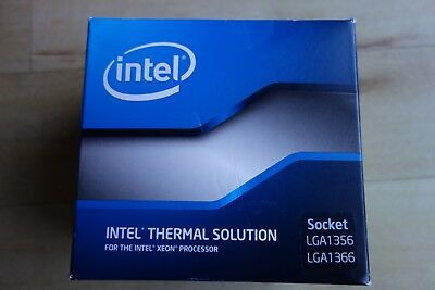 Intel Thermal Solution STS100C - Heat-Sink with Removable Fan