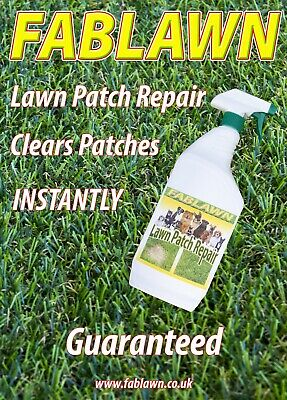 lawn patch repair/dog wee patch repair/grass patch repair/instant lawn repair