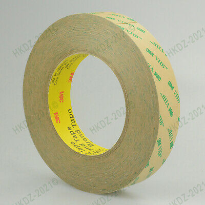 9460VHB Heat Resist Transparent Strong Adhesive Double-sided Tape 55m L,0.05mm T