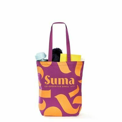 SUMA BRANDED BAGS | Canvas Every Day Shopping Bag | 1 bag
