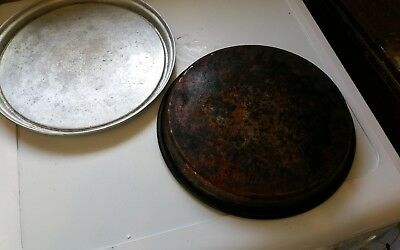 pizza trays pan and lid