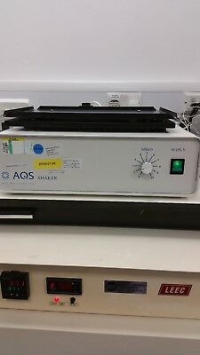 AQS LABORATORY PLATFORM SHAKER/ Fairly used in Good working order.