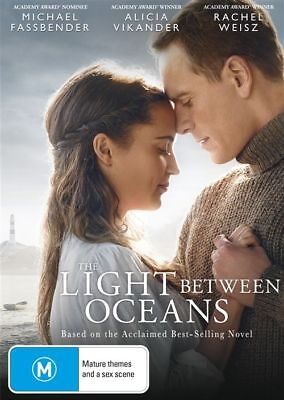 Light Between Oceans DVD : NEW