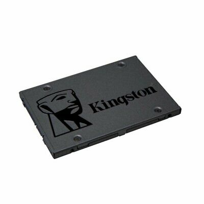"240GB SSD Per Kingston A400 SATA3 2.5"" unità a stato solido  Notebook Desktop IT"