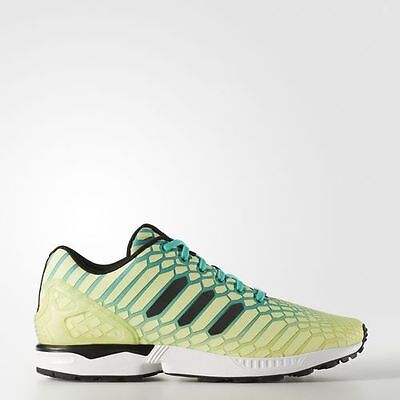 ebcc3fdc31f30 Adidas Original Men s XENO ZX Flux Shoes Size 10.5 us AQ8212