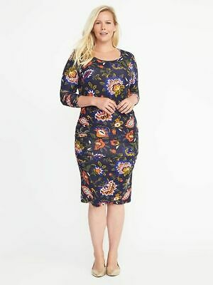 68c7a15905197 OLD NAVY BODYCON Scoop Neck Black Maternity Dress-L-NWT - $10.79 ...