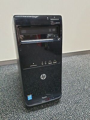 HP PRO 3500 Series Mt Desktop Pc G2030 Processor 4Gb Ram 320Gb Hdd